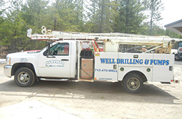 Hartman Well Truck